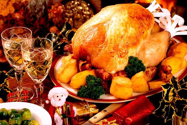 Christmas Dinner and Carols