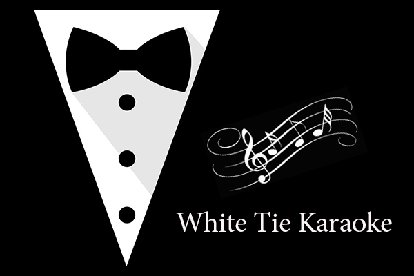 White Tie Karaoke: An Evening of Style and Fun
