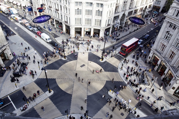 Business Forum Zoom Talk - The Transformation of Oxford Street & the West End