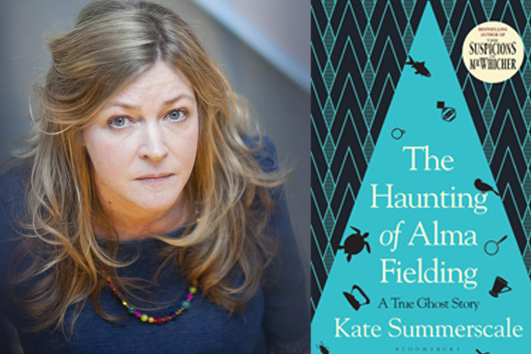 Authors' Club Lunch with Kate Summerscale