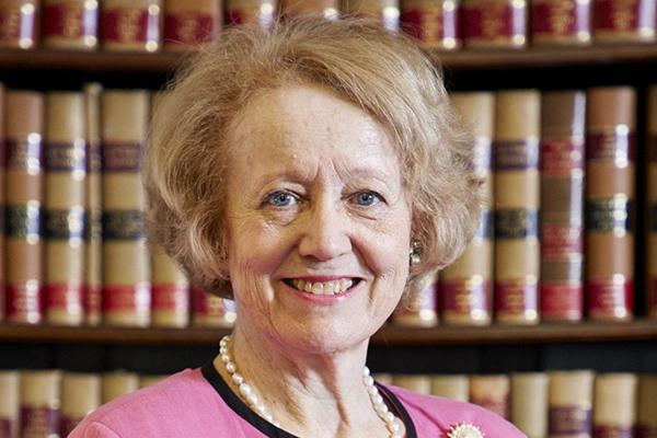 Zoom Talk - Women in the Senior Judiciary.