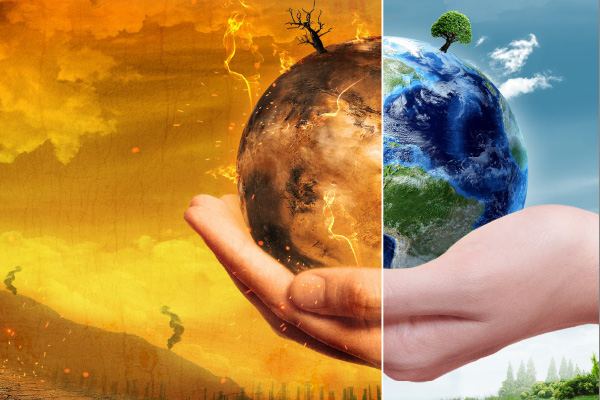 Sustainability Forum Zoom Talk - Climate Crisis & its Solutions