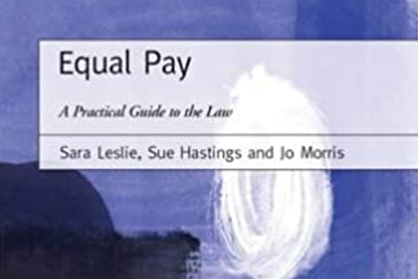 Women's Network Hybrid Talk - How I became an equal pay expert
