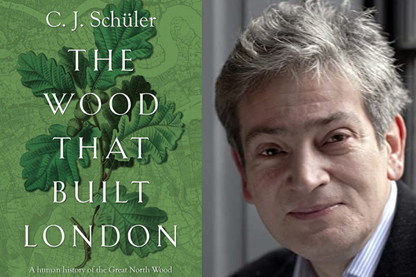 Author's Club Lunch - The Wood That Built London