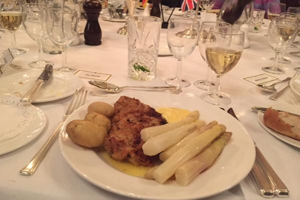 German Circle - White Asparagus Supper