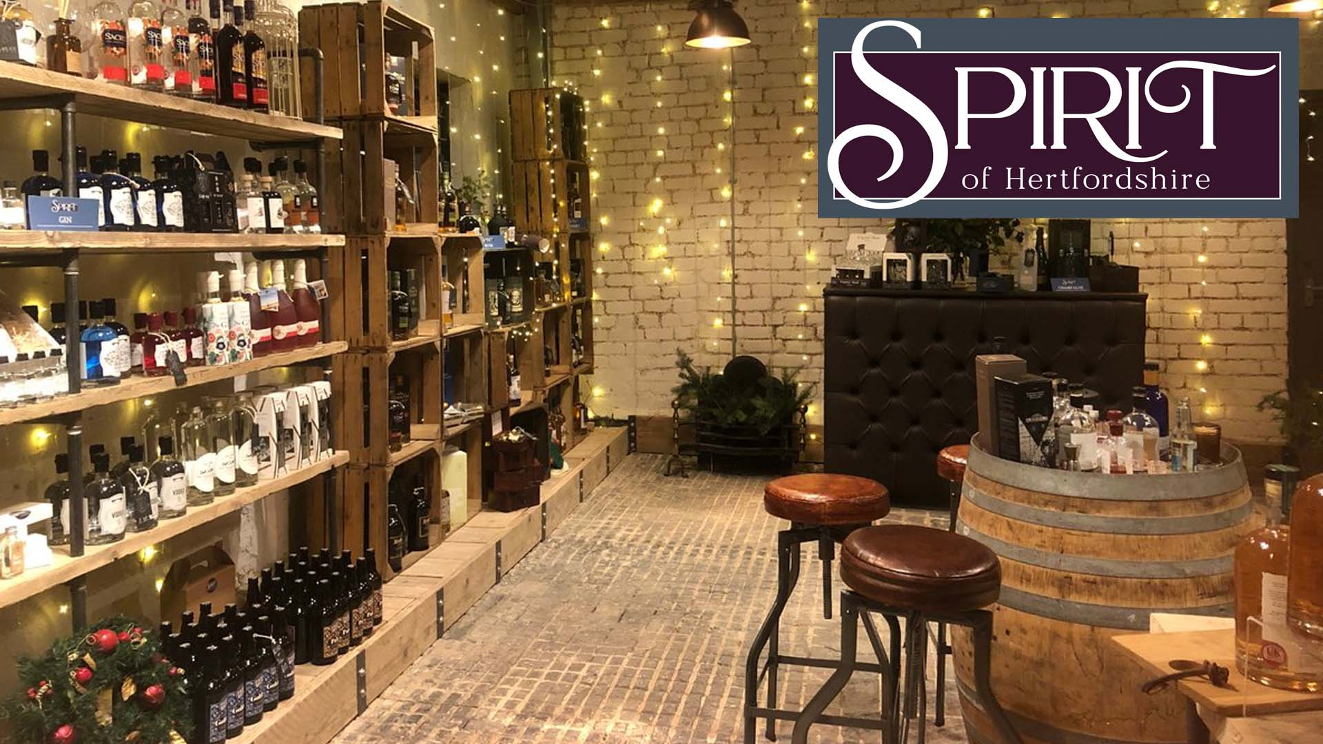 Zoom Event - Gin Tasting with Spirit of Hertfordshire