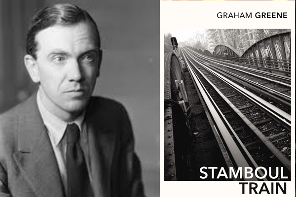 NLC Literary Circle - Stamboul Trainby Grahame Greene.