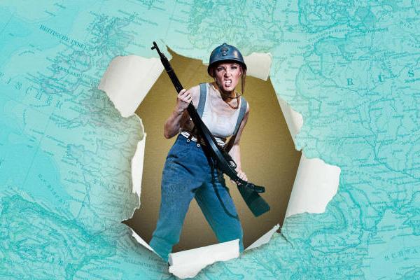 Theatre and Arts Circle - Film Showing: La Fille du Regiment