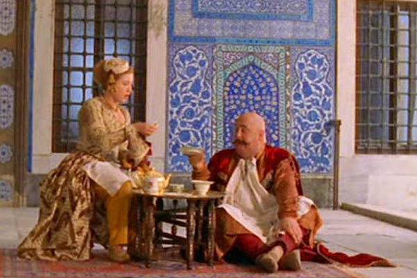 Theatre and Arts Circle Film Showing - Mozart in Turkey