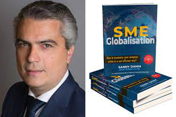 NLC Business Forum - Sandy Damm on SME Globalisation