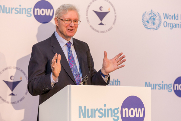 Zoom Talk: International Nurses Day - Nursing Now and in the Future