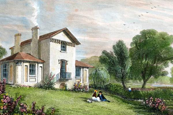 Kettner Society Lunch - Turner's House