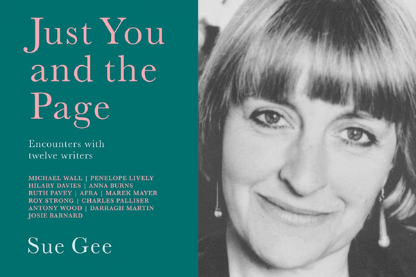 Authors' Club Lunch with Sue Gee