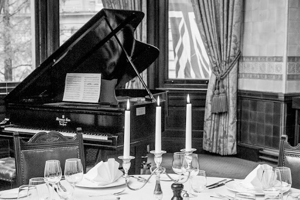 NLC Piano Appeal Gala Dinner - Hosted by Rainer Hersch