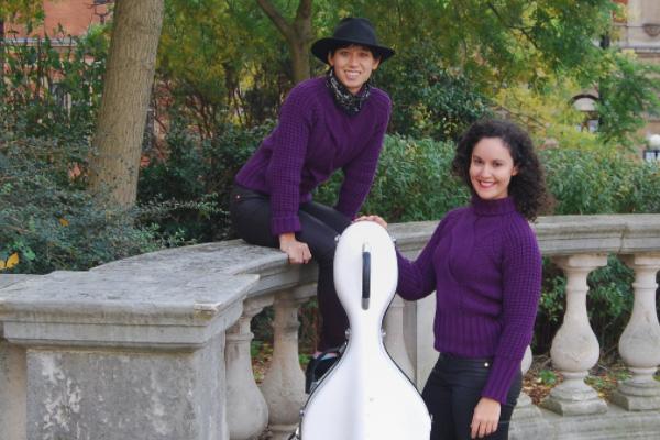 Aorua Duo - Piano and Cello Recital