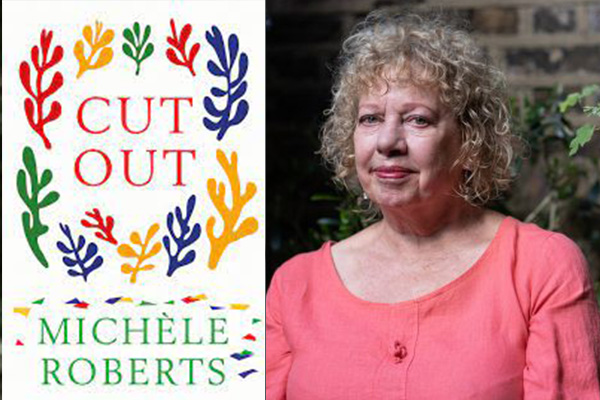 Author's Club Lunch - 'Cut Out' by Michèle Roberts
