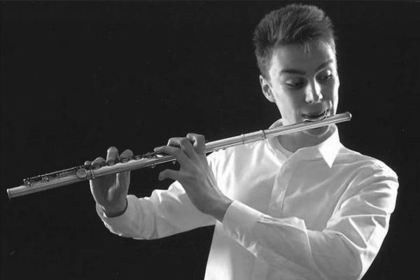 Kettner Society Concert - Flute and Piano Recital with Kristan Swain & Joseph Havlat