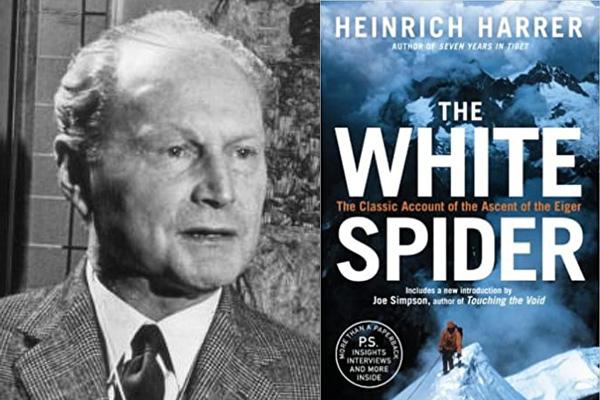 NLC Literary Circle - The White Spider by Heinrich Harrer