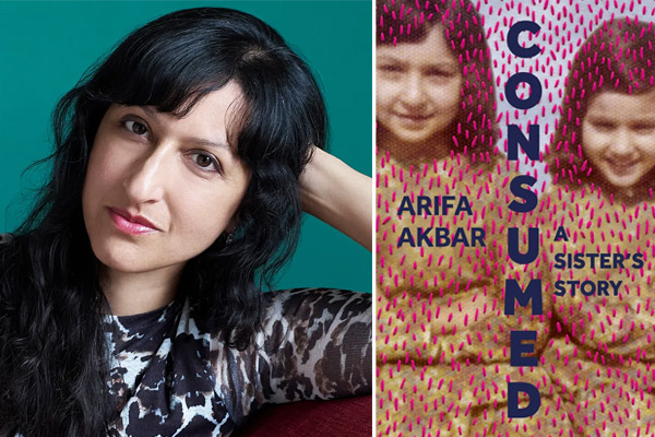 Author's Club Lunch with Arifa Akbar