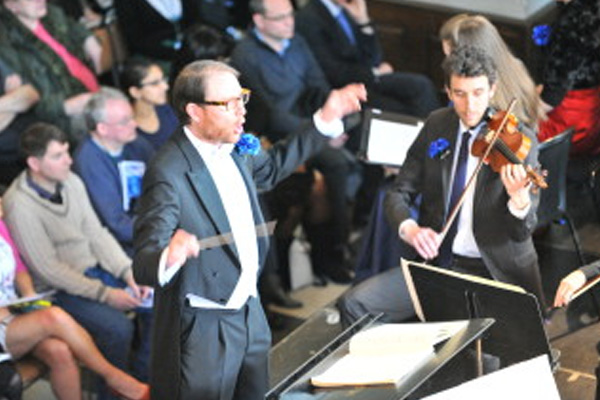 The Business of Running Amateur Choirs with Stephen Hall OBE
